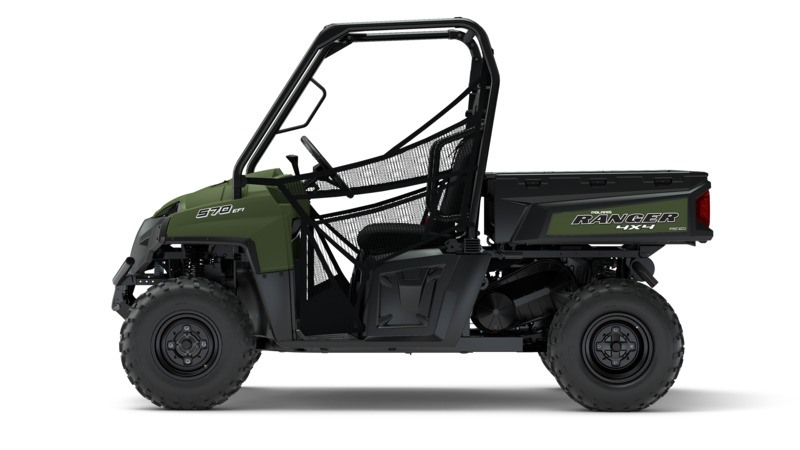 2018 Polaris Ranger 570 Full-Size in Amory, Mississippi - Photo 2