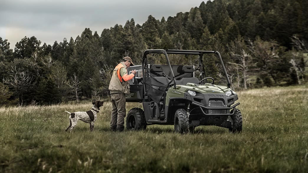 2018 Polaris Ranger 570 Full-Size in Sumter, South Carolina