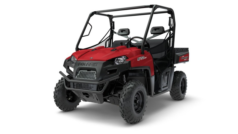 2018 Polaris Ranger 570 Full-Size in San Diego, California - Photo 1