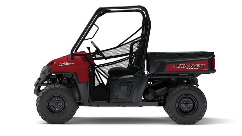 2018 Polaris Ranger 570 Full-Size in San Diego, California - Photo 2
