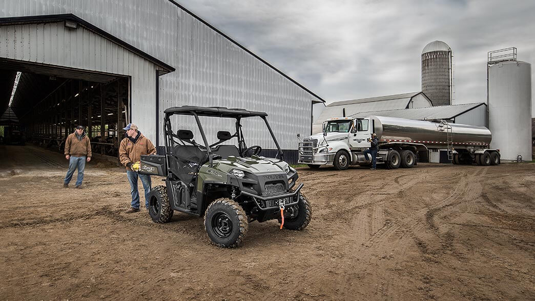 2018 Polaris Ranger 570 Full-Size in Elk Grove, California
