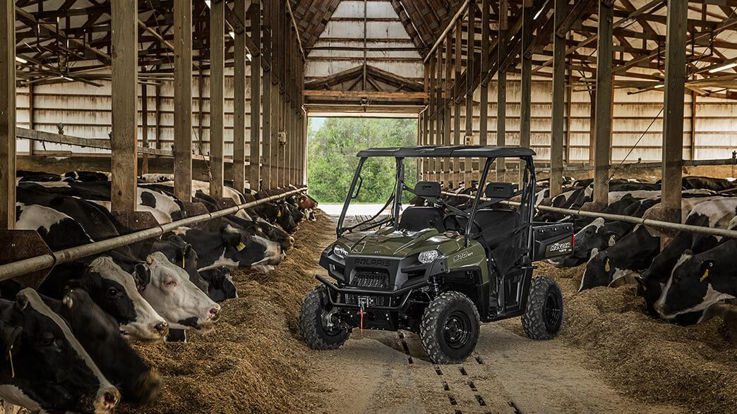 2018 Polaris Ranger 570 Full-Size in Conroe, Texas