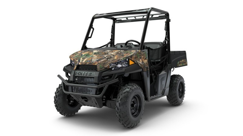 2018 Polaris Ranger 570 Polaris Pursuit Camo in Mio, Michigan