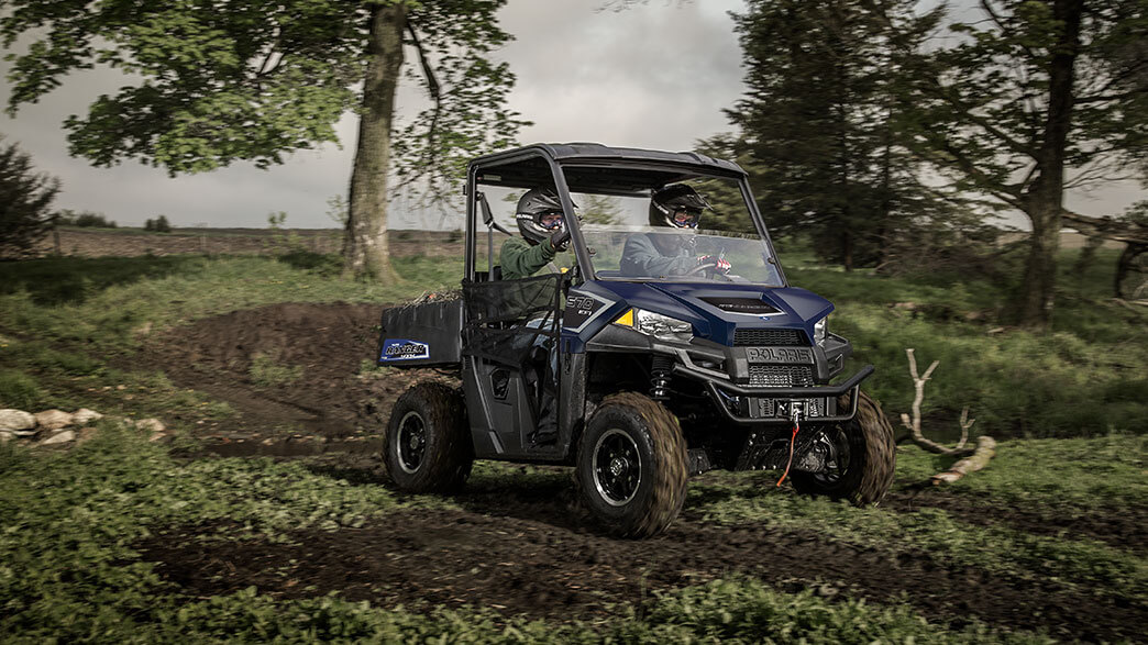2018 Polaris Ranger 570 Polaris Pursuit Camo in Center Conway, New Hampshire