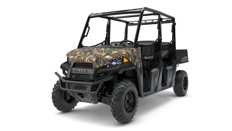 2018 Polaris Ranger Crew 570-4 in Monroe, Washington