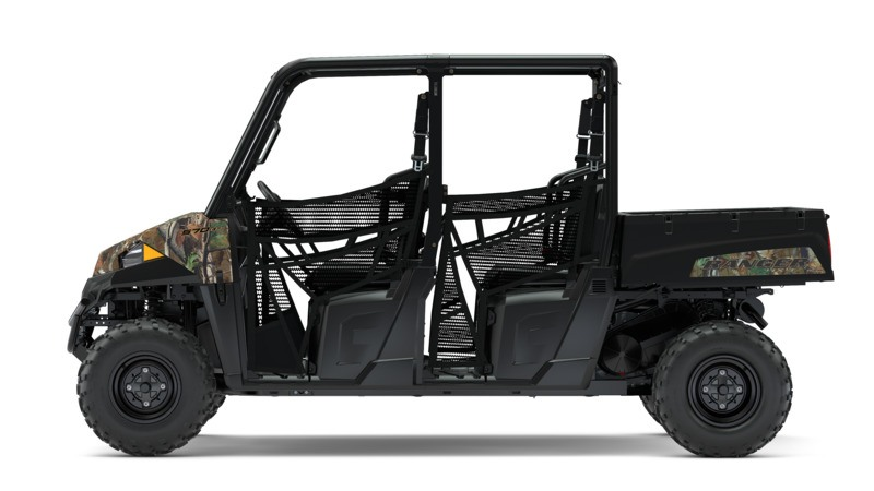 2018 Polaris Ranger Crew 570-4 in Woodstock, Illinois