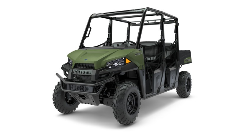 2018 Polaris Ranger Crew 570-4 in Asheville, North Carolina