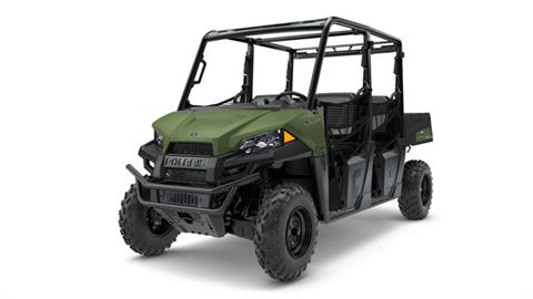 2018 Polaris Ranger Crew 570-4 in Monroe, Michigan