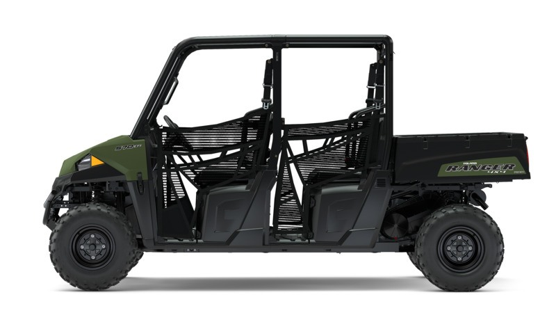2018 Polaris Ranger Crew 570-4 in Elk Grove, California