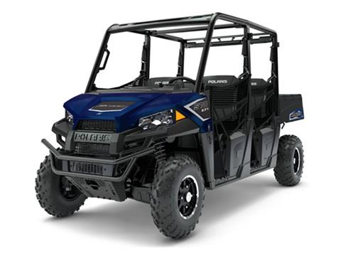 2018 Polaris Ranger Crew 570-4 EPS in Dimondale, Michigan