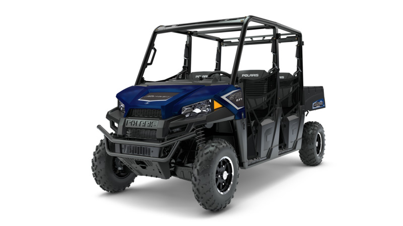 2018 Polaris Ranger Crew 570-4 EPS in Stillwater, Oklahoma