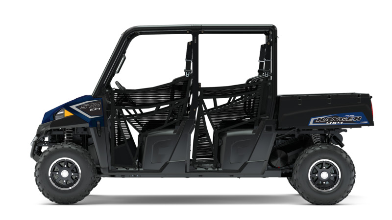 2018 Polaris Ranger Crew 570-4 EPS in Paso Robles, California
