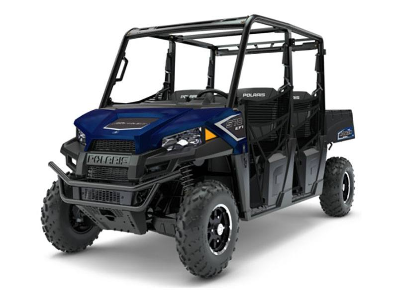 2018 Polaris Ranger Crew 570-4 EPS in Brewster, New York - Photo 1