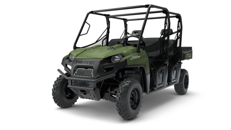 2018 Polaris Ranger Crew 570-6 in Lewiston, Maine