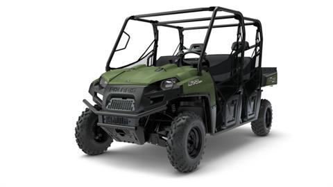 2018 Polaris Ranger Crew 570-6 in Monroe, Michigan