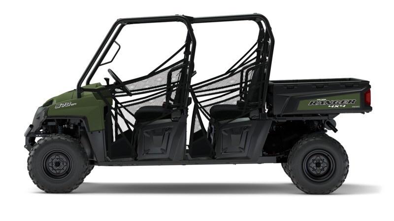 2018 Polaris Ranger Crew 570-6 in Woodstock, Illinois