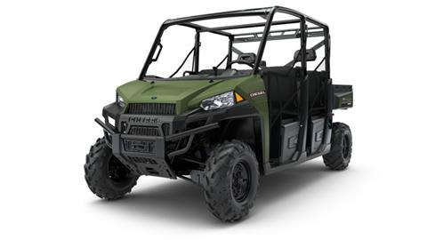 2018 Polaris Ranger Crew Diesel in Adams, Massachusetts