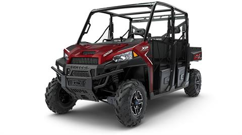 2018 Polaris Ranger Crew XP 1000 EPS in Wagoner, Oklahoma