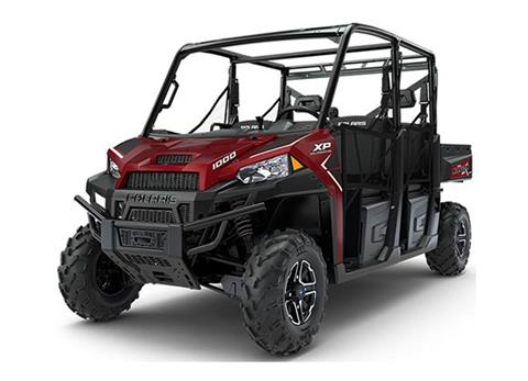 2018 Polaris Ranger Crew XP 1000 EPS in Union Grove, Wisconsin