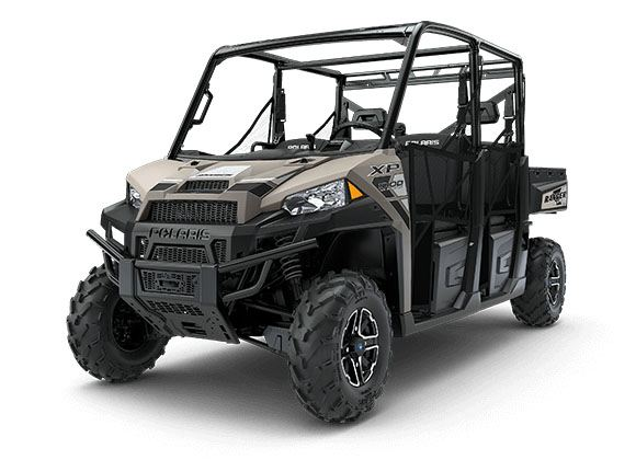 2018 Polaris Ranger Crew XP 1000 EPS in Baldwin, Michigan