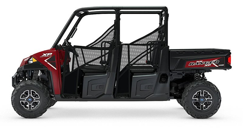 2018 Polaris Ranger Crew XP 1000 EPS in Fond Du Lac, Wisconsin