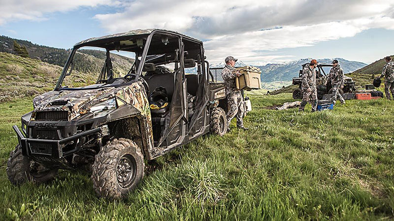 2018 Polaris Ranger Crew XP 1000 EPS in Bigfork, Minnesota
