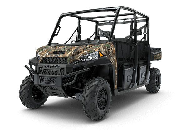 2018 Polaris Ranger Crew XP 1000 EPS in Tualatin, Oregon - Photo 1