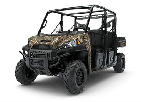 2018 Polaris Ranger Crew XP 1000 EPS in Clyman, Wisconsin