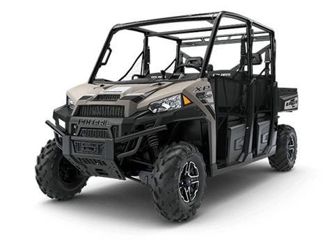 2018 Polaris Ranger Crew XP 1000 EPS in Redding, California