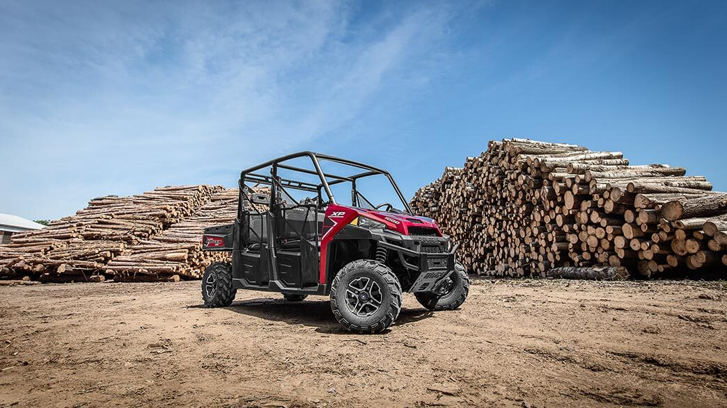 2018 Polaris Ranger Crew XP 1000 EPS in Ottumwa, Iowa