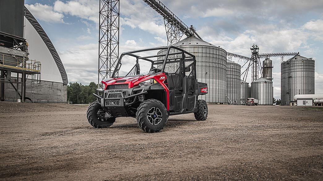 2018 Polaris Ranger Crew XP 1000 EPS in Huntington, West Virginia