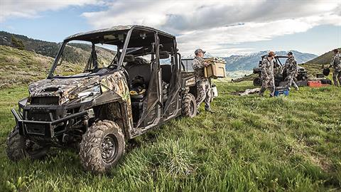 2018 Polaris Ranger Crew XP 1000 EPS in Port Angeles, Washington
