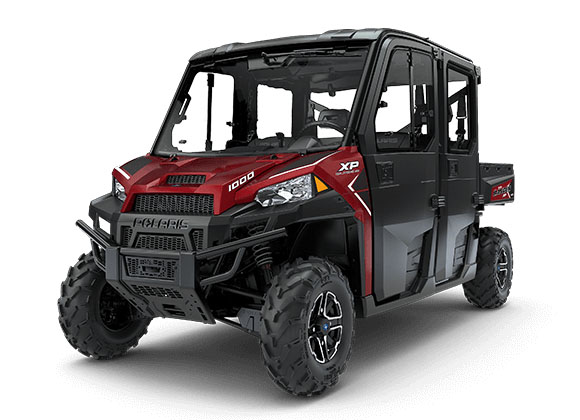 2018 Polaris Ranger Crew XP 1000 EPS in Scottsbluff, Nebraska