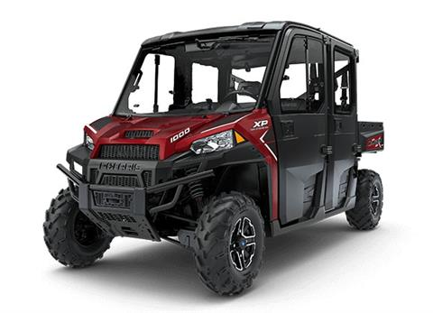 2018 Polaris Ranger Crew XP 1000 EPS in Castaic, California