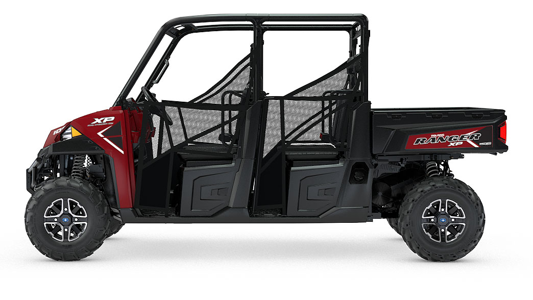 2018 Polaris Ranger Crew XP 1000 EPS in Petersburg, West Virginia