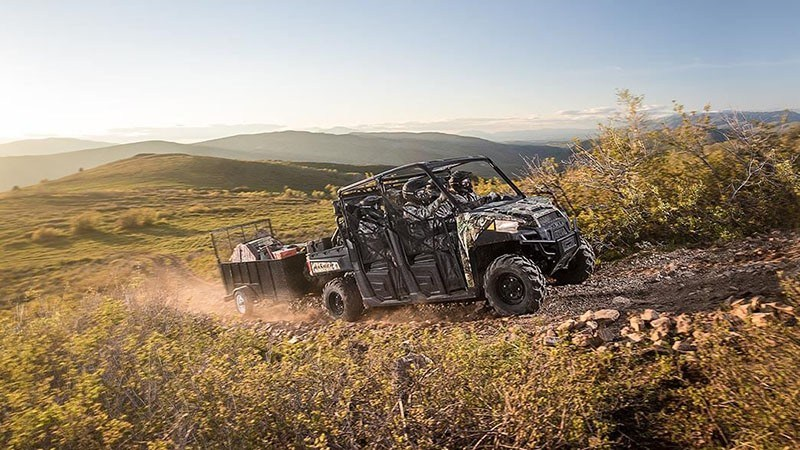 2018 Polaris Ranger Crew XP 1000 EPS in Yuba City, California