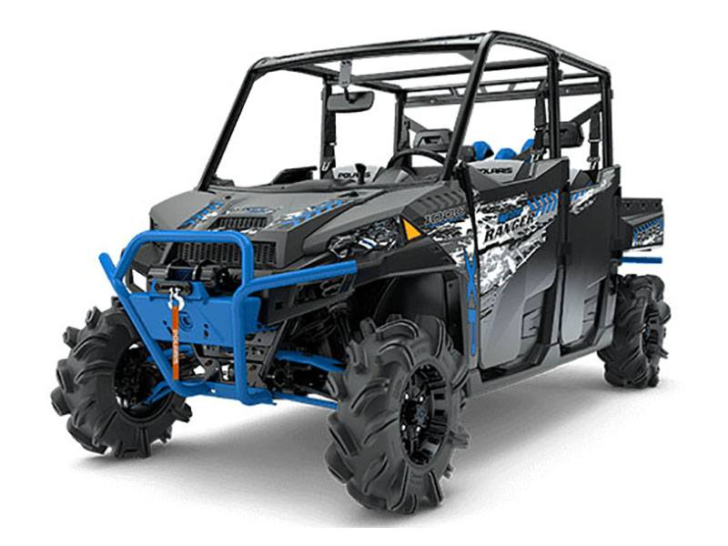 2018 Polaris Ranger Crew XP 1000 EPS High Lifter Edition in Huntington Station, New York - Photo 1