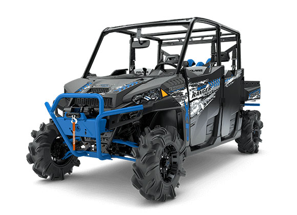 2018 Polaris Ranger Crew XP 1000 EPS High Lifter Edition in Jones, Oklahoma