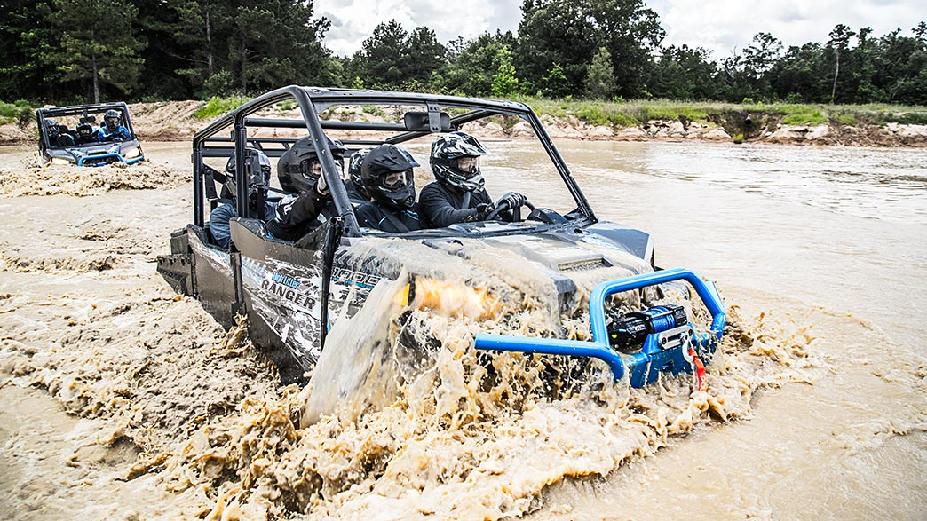2018 Polaris Ranger Crew XP 1000 EPS High Lifter Edition in Lagrange, Georgia
