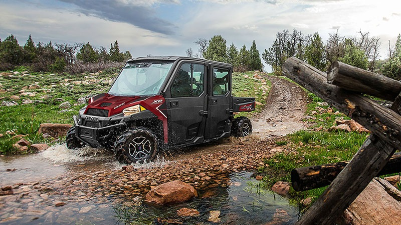 2018 Polaris Ranger Crew XP 1000 EPS Northstar Edition in Ironwood, Michigan