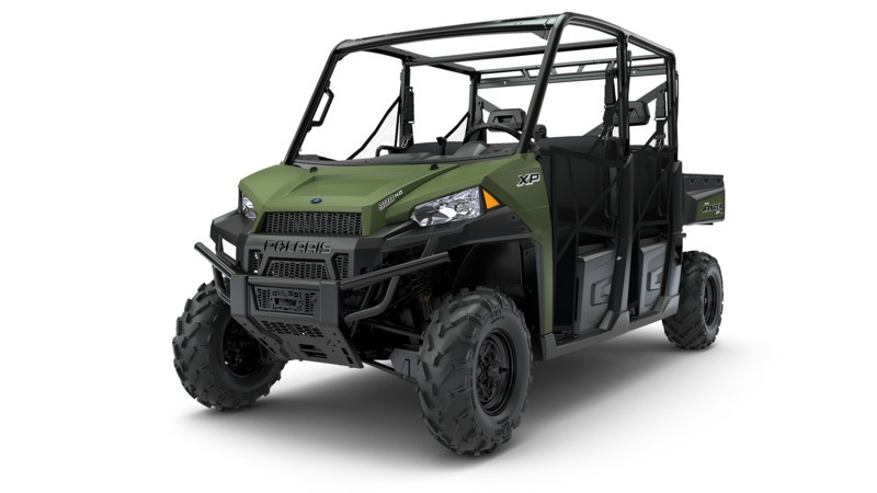 2018 Polaris Ranger Crew XP 900 in Kirksville, Missouri