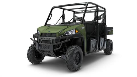 2018 Polaris Ranger Crew XP 900 in Monroe, Michigan