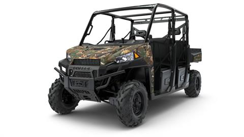 2018 Polaris Ranger Crew XP 900 EPS in Union Grove, Wisconsin