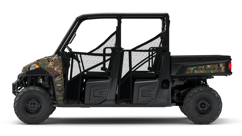2018 Polaris Ranger Crew XP 900 EPS in Leesville, Louisiana