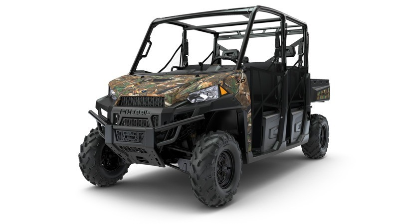 2018 Polaris Ranger Crew XP 900 EPS in Santa Rosa, California