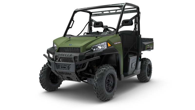 2018 Polaris Ranger Diesel in Clyman, Wisconsin