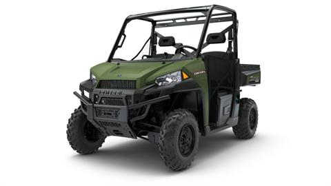 2018 Polaris Ranger Diesel in Monroe, Michigan