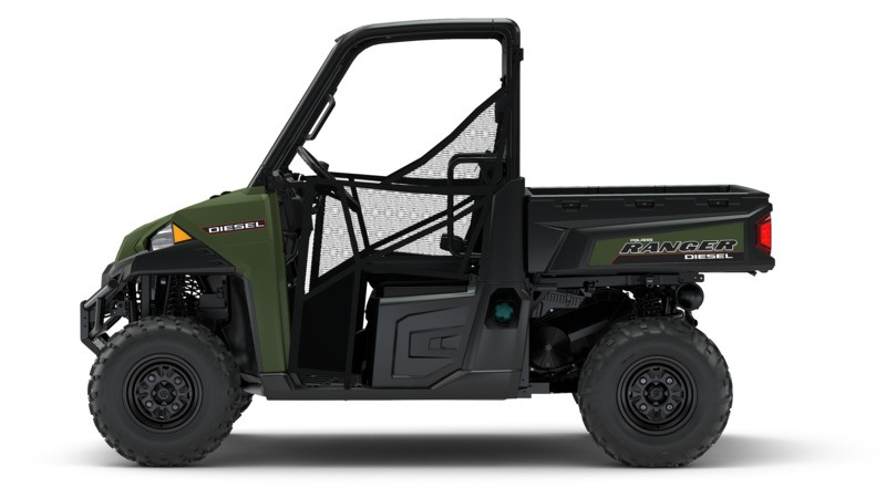 2018 Polaris Ranger Diesel in Ironwood, Michigan