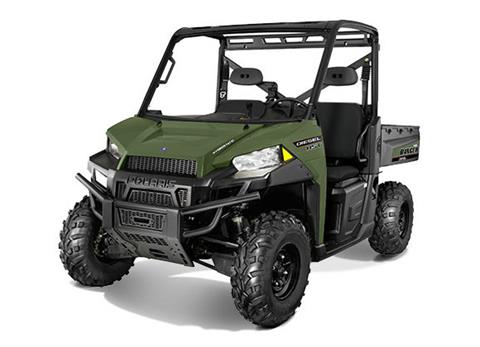 2018 Polaris Ranger Diesel HST in Asheville, North Carolina