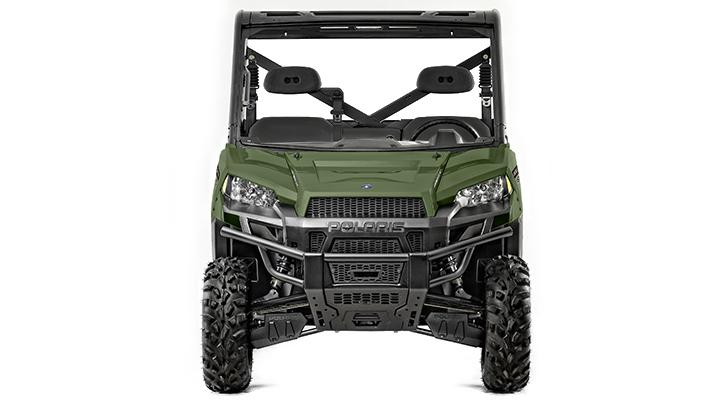2018 Polaris Ranger Diesel HST in Thornville, Ohio